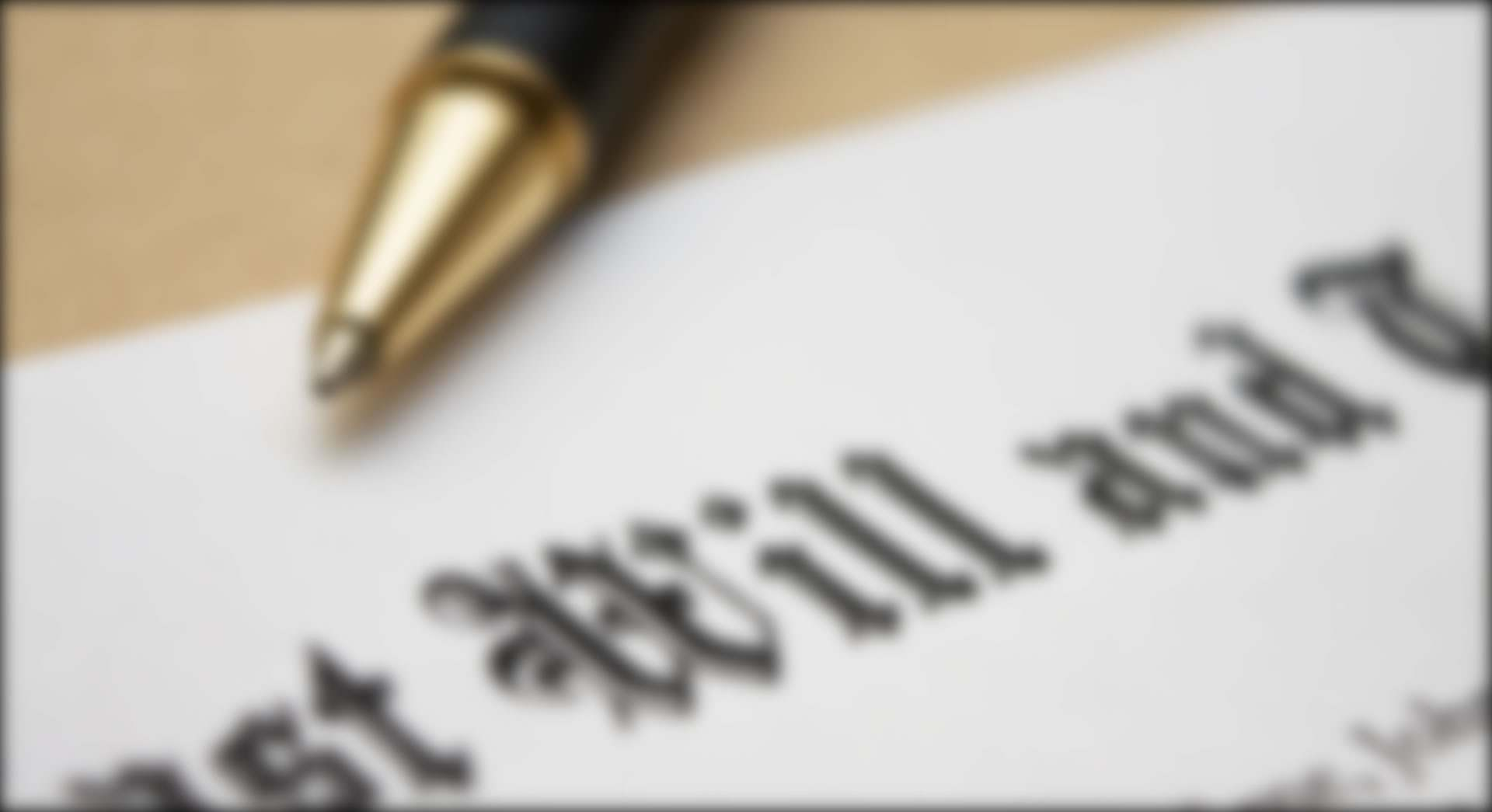 Wills Guardianship Probate